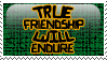 Stamp: True Friendship by Jammerlee