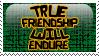 Stamp: True Friendship by Jammerlee