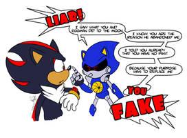 Lying Fake