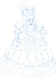 Fairy Victim Sketch