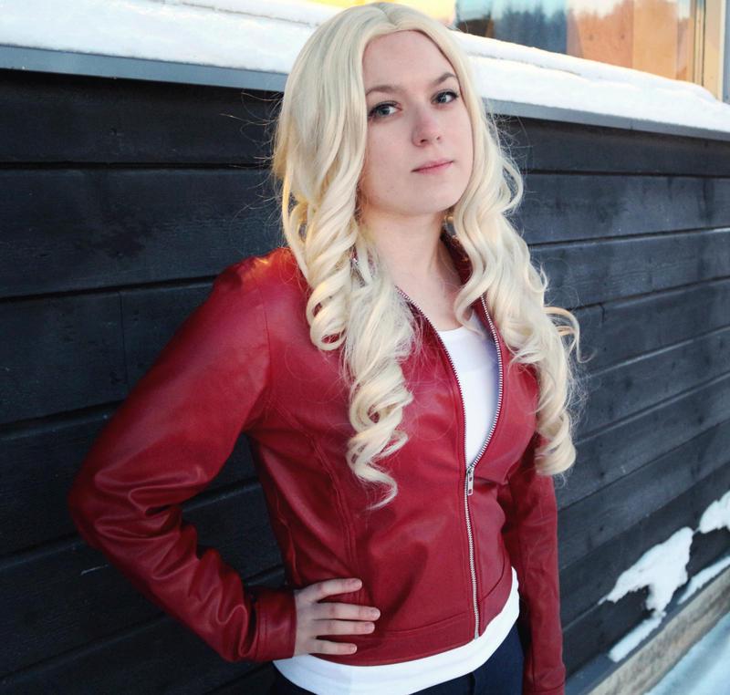 a0af6176a Emma Swan cosplay by agenttiorava on DeviantArt