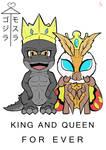 rey y reina