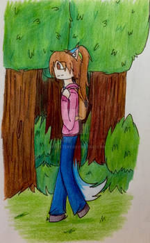 Walking in a Forest