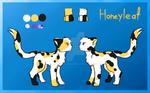 Honeyleaf (Cat Persona)