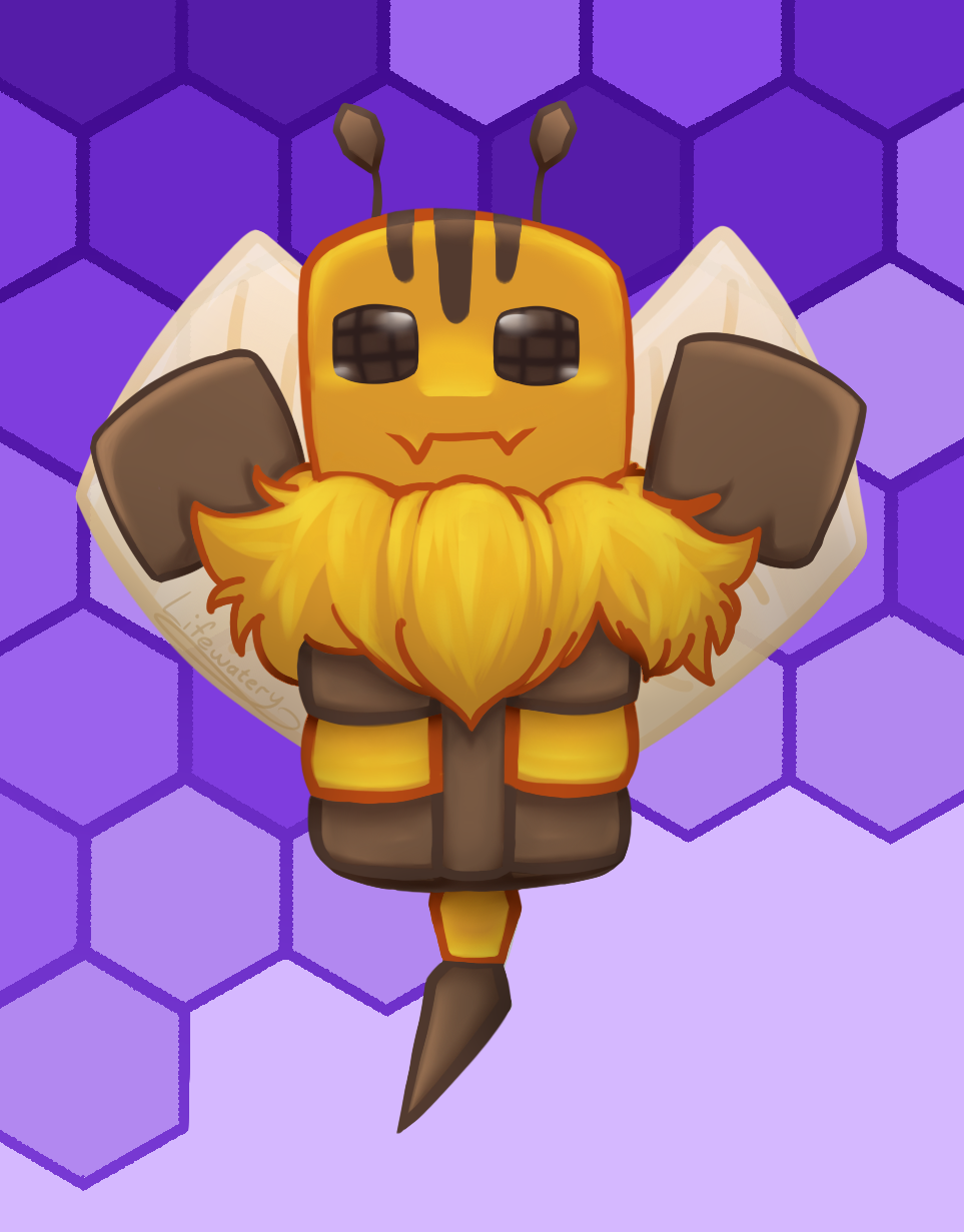 Witherbee   Artfight2020 #1