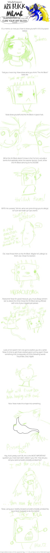 Art Block Meme by cluelesscomedy123