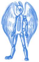 Rosie Sketch by cluelesscomedy123