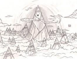 Ice Kingdom by cluelesscomedy123