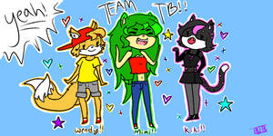 Team Fourth Grade Nostalgia by cluelesscomedy123
