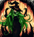 Witches Are Green