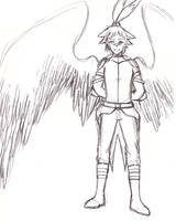 Prince with Wings [WIP] by cluelesscomedy123