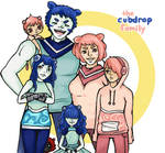 The Cubdrop Family by cluelesscomedy123