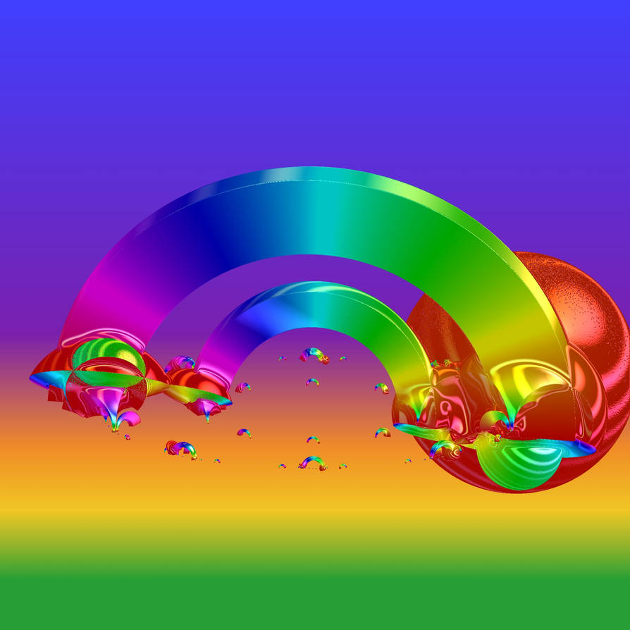 The Rainbow Connection by BGai