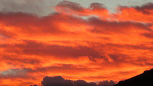 Sunset after the storm 2 by BGai