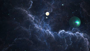 A Storm in Space