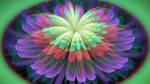 Rainbow Wildflower by BGai