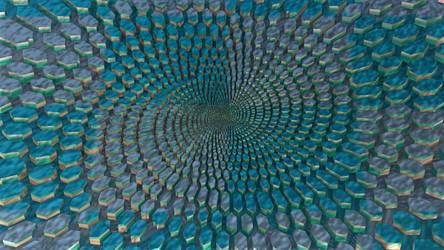 Spirals in MB3D