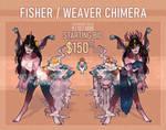 [CLOSED] Fisher Weaver Hybrid