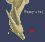 Iscribble - Dragoness Hazy by seeker-of-the-skies