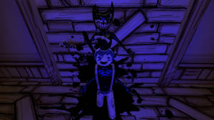 Bendy and the ink Machine Sammy and Ink Bendy