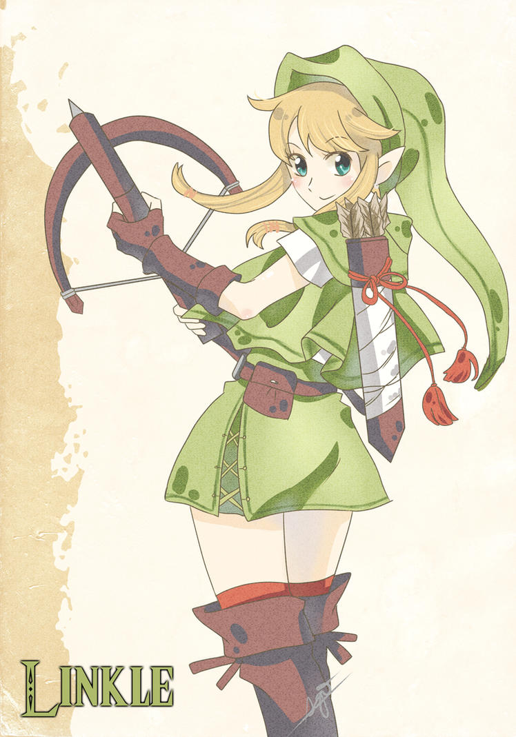 Zelda_Linkle II by sARaLy560