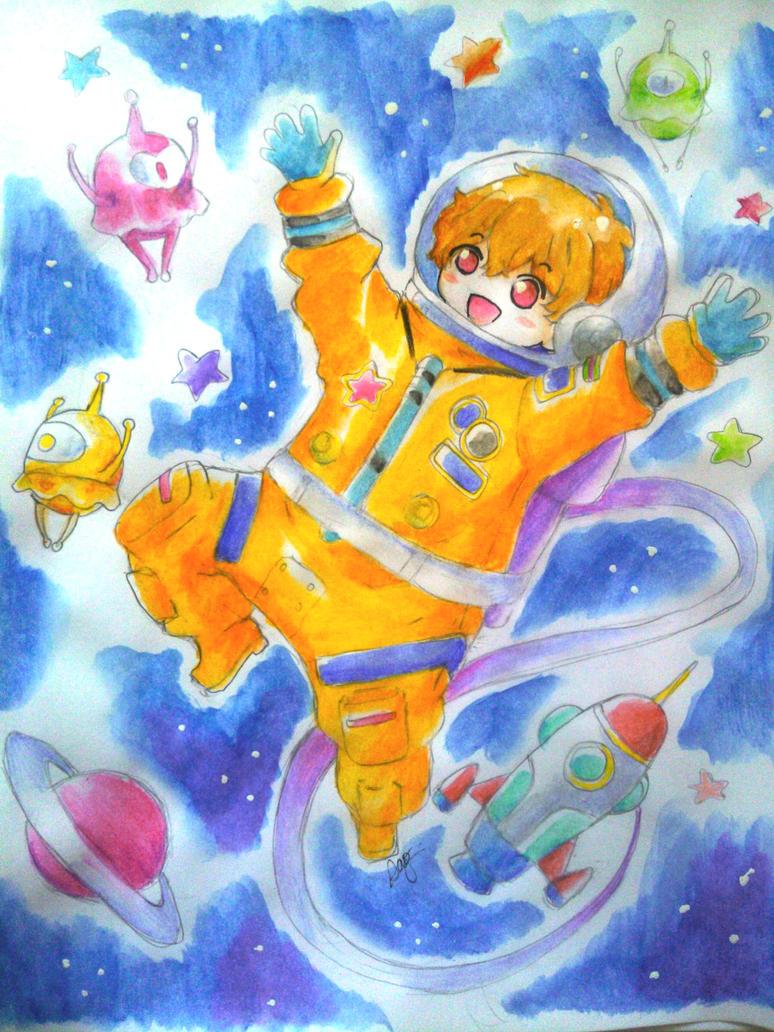 Free _ Future fish Nagisa by sARaLy560
