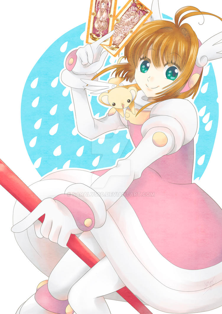Fan Art - Card captor Sakura by sARaLy560
