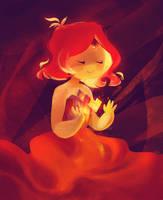 Flame PrINCEeeeeSSSS