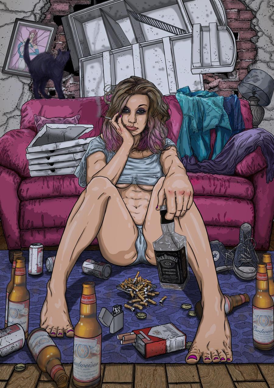 Jessica Jones Parody Porn