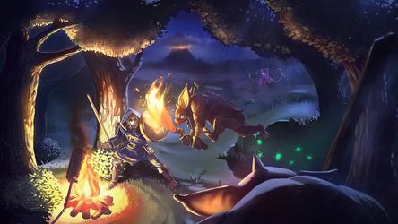 Zelda Breath Of The Wild by CTiahao