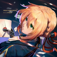 Violet Evergarden by CTiahao