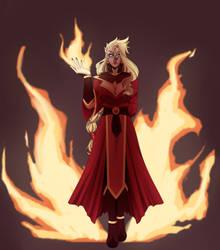 OI - Chat Challenge: Firebender
