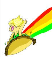 ride the rainbow by Drweirdenstien