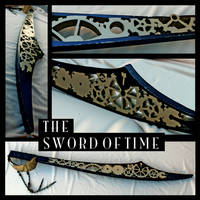 The Sword of Time by GeneralArmories