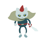 Demontower Main Character by Kittyraptor