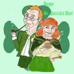 Weasleys St.Patrick's Day