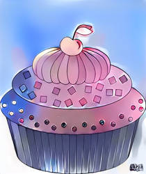 Colorful Cupcake-WIP-Do NOT FAV