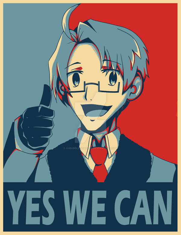 Hetalia yes we can by o0bubbleheadz0o on deviantart for Bett yes we can