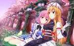 Saigyou's Cherry Garden