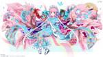 Touhou Fantastic Danmaku Festival - Yuyuko