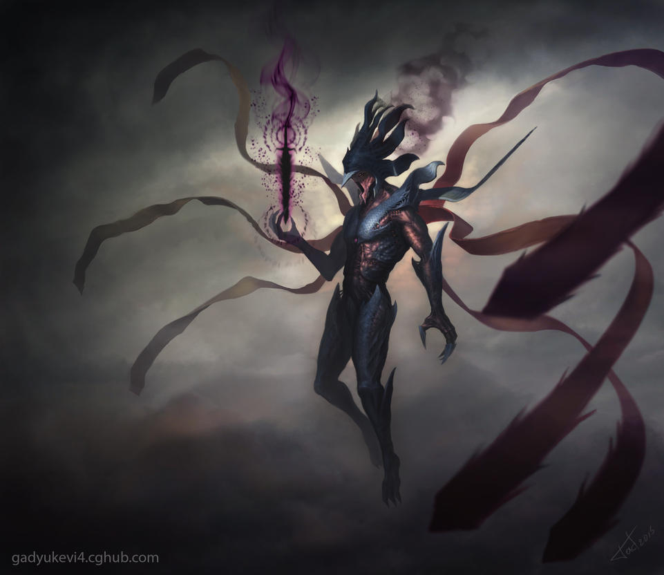 Abaddon by Gadyukevi4