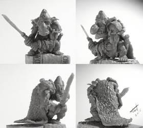 Goblin by Gadyukevi4