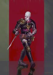 Dark elf concept by Gadyukevi4