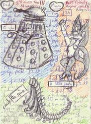 Sketchbook 1 by Kezzamin