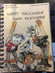 Inktober 31 Happy Halloween