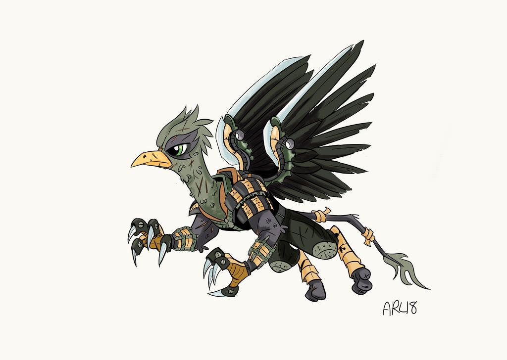 Gildann Commission by LytletheLemur