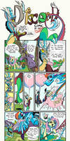 Discord Comic Strip