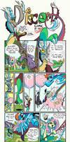 Discord Comic Strip by LytletheLemur