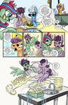 Ponies in the Outfield 02