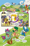 Ponies in the Outfield 016